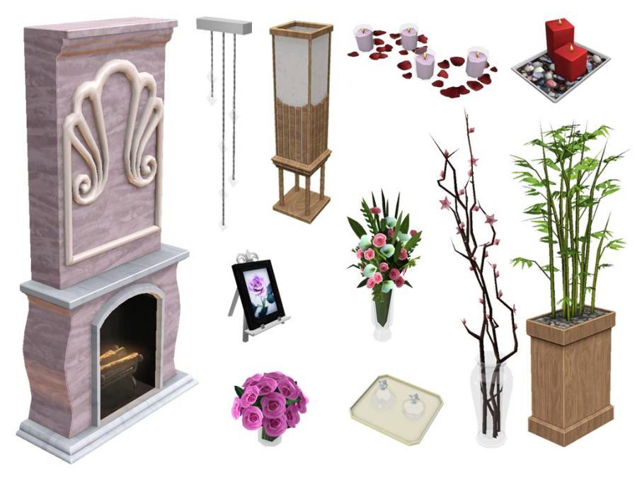Напоминаем, что заказать каталог The Sims 3 Изысканная Cпальня можно на ozo